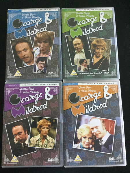 George & Mildred  Series 2-5