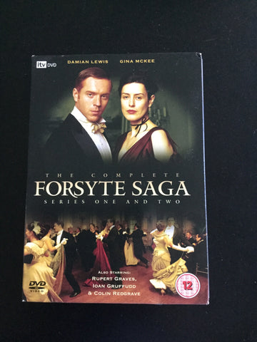 Forsyte Sage - The Complete Series