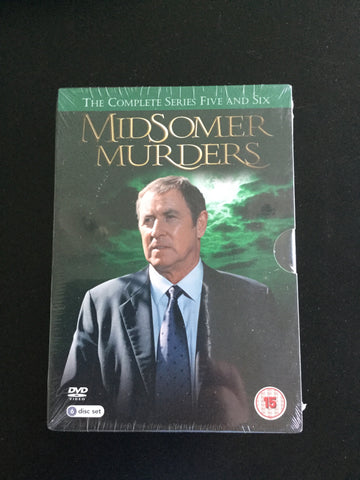 Midsomer Murders - The Complete Series 5 and 6