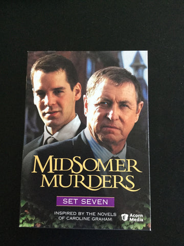 Midsomer Murders - The Complete Series 7
