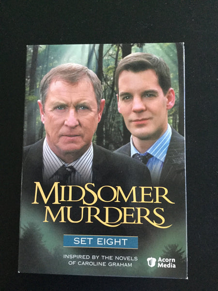 Midsomer Murders - The Complete Series 8