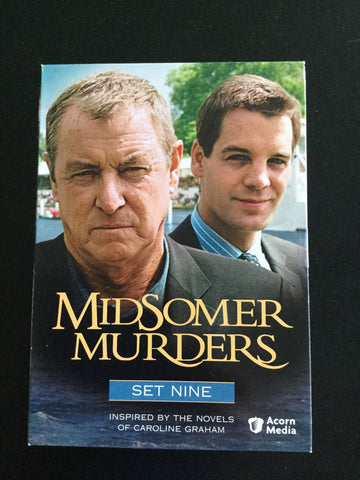 Midsomer Murders - The Complete Series 9