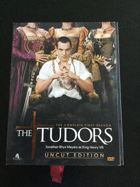 The Tudors - The complete first Season - Uncut Edition - USED