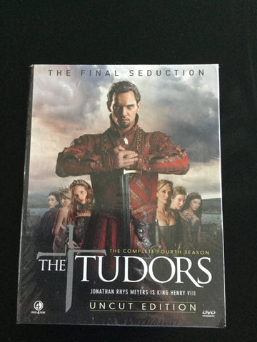 The Tudors - The complete Fourth Season - Uncut Edition - Final