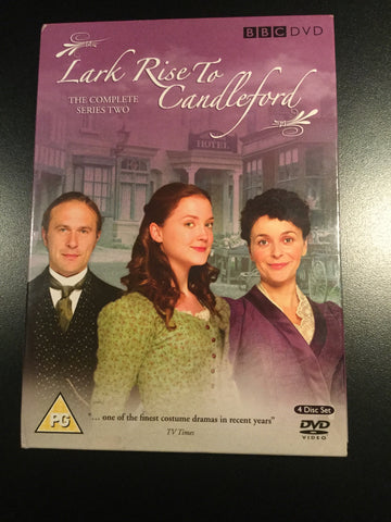 Lark Rise to Candleford The complete Series 2 - USED