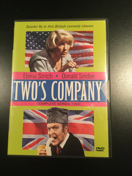 Two's Company Seasons 2-3 and 4 - USED