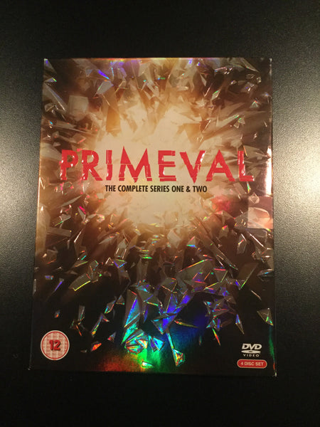 Primeval - The complete series one and two - British Import