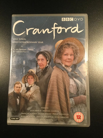 Cranford  -USED - British Import