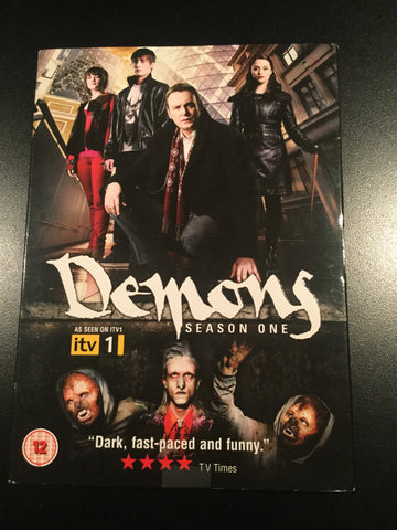 Demons - Season One  - British Import -USED