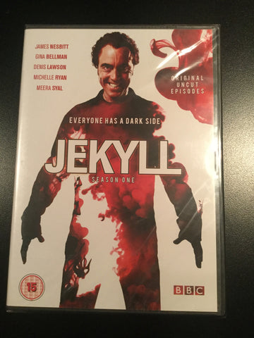 Jekyll - Season One  - British Import -NEW