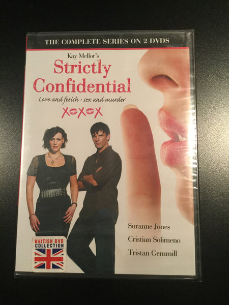 Stirictly Confidential   - British Import -NEW