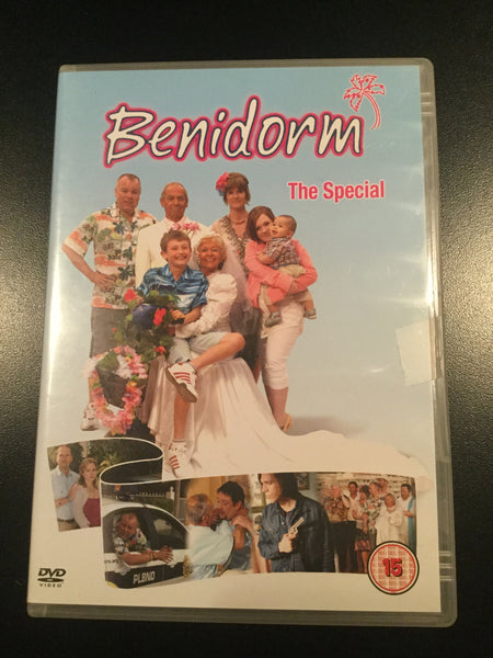 Benidorm The Special  - British Import