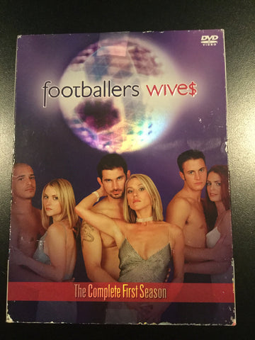 Footballers Wives- The complete series one  - British Import