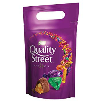 Quality Street 400g Sharing Pouch