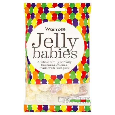 Waitrose Jelly Babies 200g