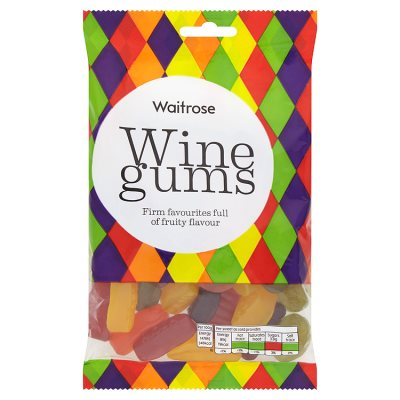 Waitrose Wine Gums -200g
