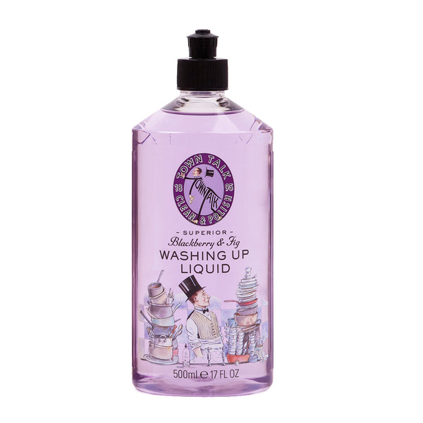Town Talk Blackberry & Fig Washing Up Liquid