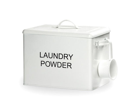 Retro Laundry Powerd Box