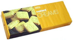 Marks & Spencer Custard Creams