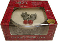 Marks & Spencer Classic Christmas Top Iced Cake 915g