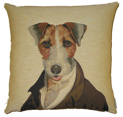 Jacques Roussel Fox Terrier
