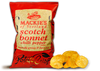 Mackie's Scotch Bonnet chille pepper 150g Crisps