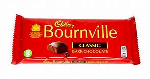 Cadbury Bournville Dark Chocolate 180g  - British Import