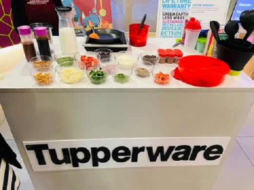 Healthy Eating With Tupperware: Truly Yours Roma