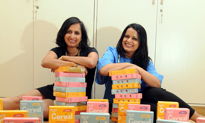 Slurrp Farm Co-Founders Shauravi Malik & Meghana Narayan On Healthy & Tasty Food: DSSC