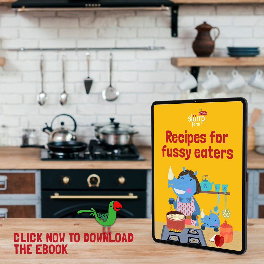 The Slurrp Farm Recipe Book Is Here! Yummy And Easy