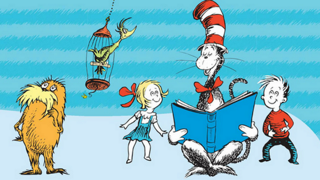 10 Story Books for Kids By Dr. Seuss