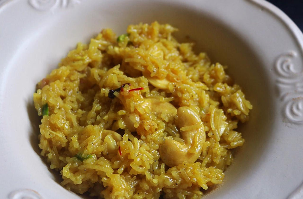 One Of The Best Summer Recipes For Kids - Vaisakhi Special Meethey Chawal