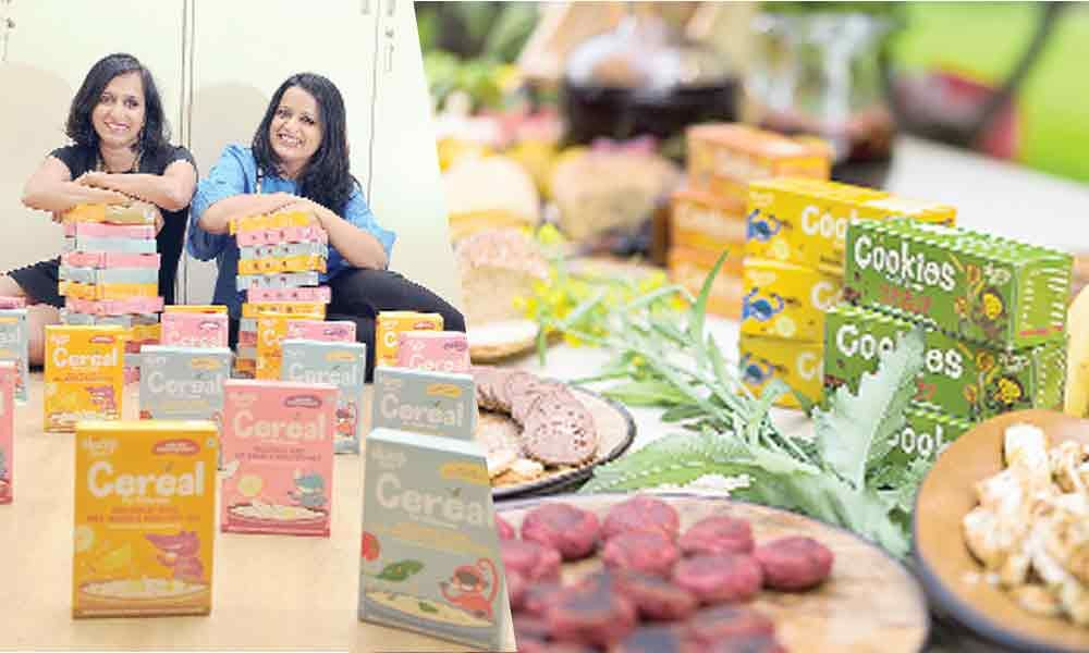 When Nutrition Is Tasty Too: The Hans India