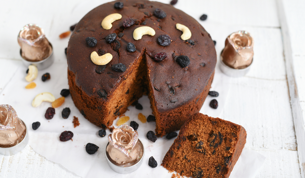Joy of baking - Chocolate Date and Walnut Cake