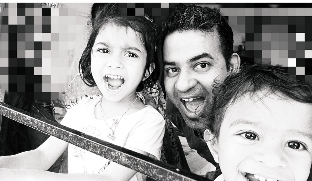 Celebrating Father's Day With Superdad Saurabh Agarwal