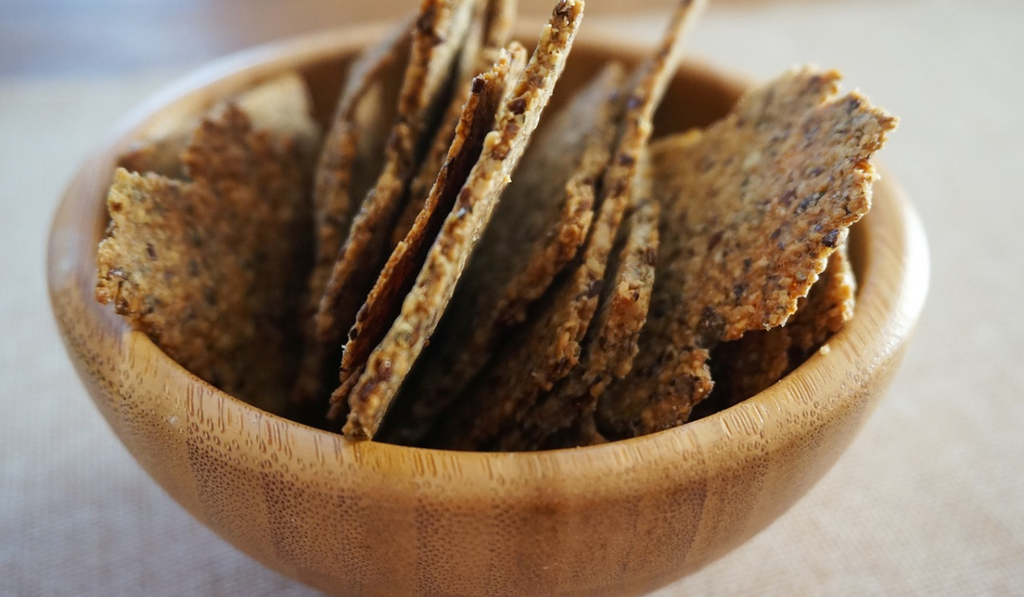 Ragi Biscuit Crackers Using Sprouted Ragi Powder