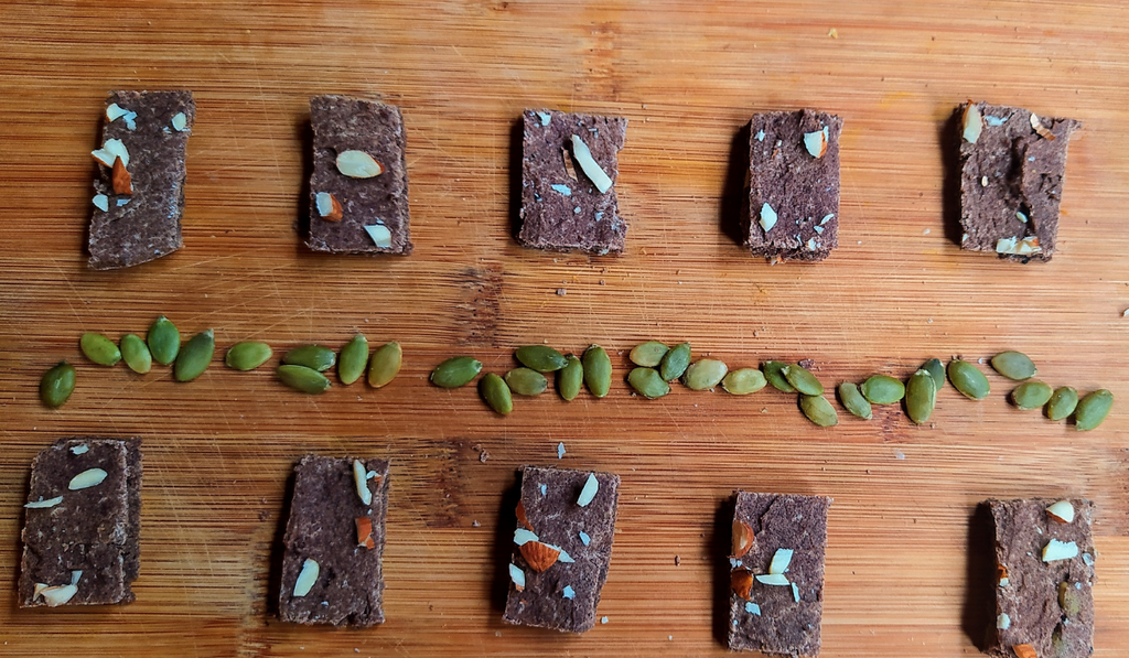 Guilt Free Snacking - Ragi Powder Snacky Bars