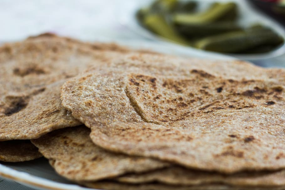 How To Make Finger Millet Onion Chapati