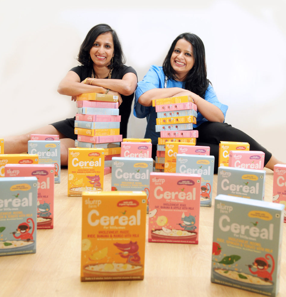 These 'Millet Moms' Are Getting Indian Kids To Munch On Healthy Snack-Foods: eShe