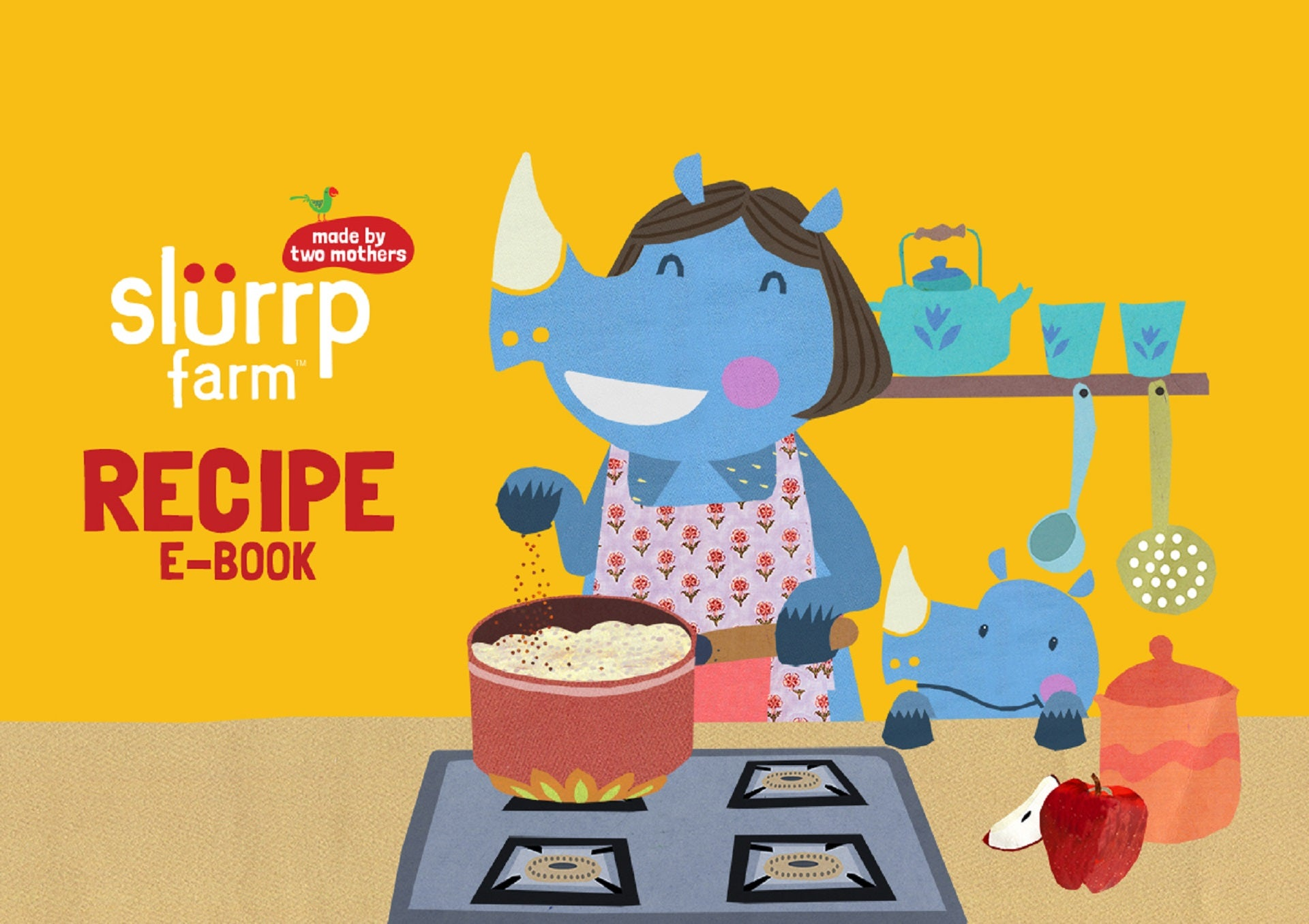recipe e-book subscription