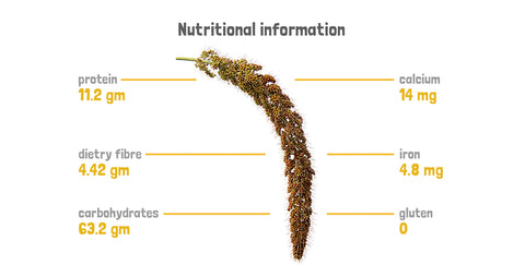 Foxtail Millet Benefits