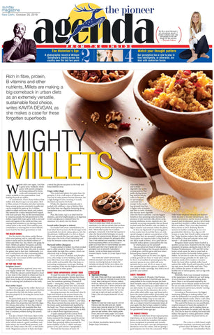 Mighty Millets The Pioneer 01