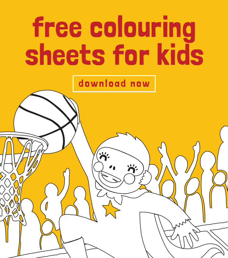 free colouring sheets for kids