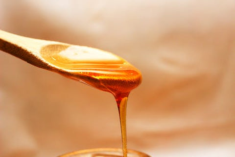 Natural Cough Remedies For Kids - Honey