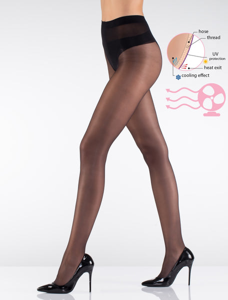 UV Protection Cooling Effect Tights