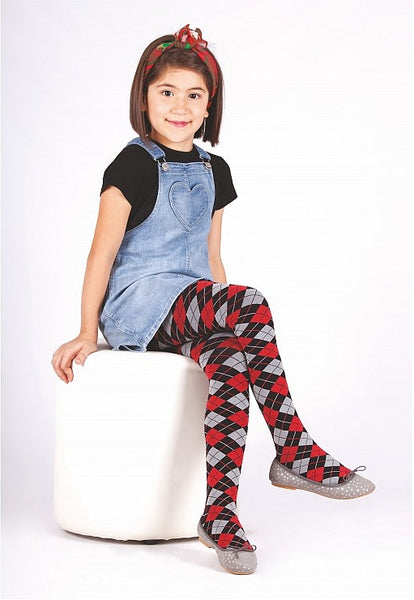 Veron Kids Pattern tights