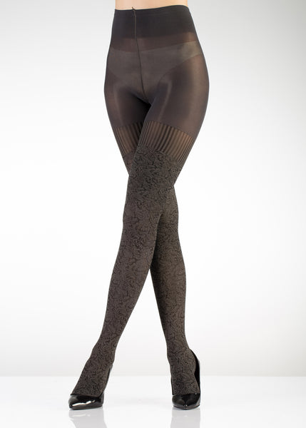 Overknee Fashion Tights