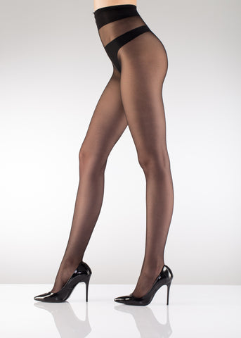 Classic Tulle Sheer to Waist Tights