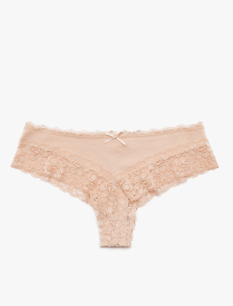 Lace Detailed Panty
