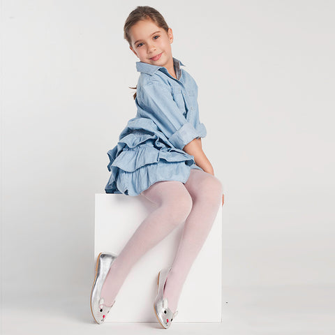 Cotton Tights for Kids